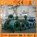 Inox inoxidável Steel Coil 304 304L 316 316L