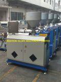 Plástico da tubulação do Teflon de Fluoroplastic da elevada precisão que expulsa produzindo a maquinaria