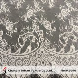 Commercio all'ingrosso francese del merletto del tessuto del vestito da cerimonia nuziale (M2090)