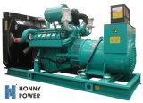 550kVA Googol 물은 12의 실린더 엔진 발전기를 냉각했다