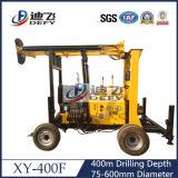 400m 판매를 위한 Xy 400f 휴대용 가득 차있는 유압 장치 사용된 우물 드릴링 기계