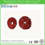 Refrigerador de caucho de silicona de alambre de calefacción y PVC alambre de la calefacción