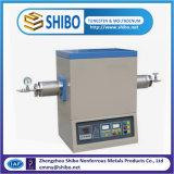 Fornace elettrica del tubo a temperatura elevata famoso dell'allumina Tube-1700