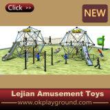Bonne escalade d'amusement pour le matériel de construction de corps d'enfants (P1201-2)