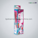 PP Pet PVC Embalagem Clear Plastic Tranparent Box with Lips