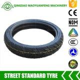 80/90-14 fabricante del neumático del neumático de la motocicleta de China Qingdao
