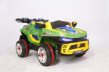 a potência de bateria recarregável do carro dos brinquedos das crianças 12V roda o carro dos miúdos (OKM-821)