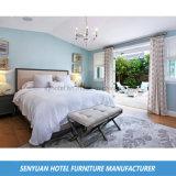 Mobília personalizada chinesa da madeira contínua da antiguidade expressa do hotel (SY-BS127)