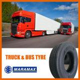 Pneu sans chambre 12r22.5 de pneu radial de camion