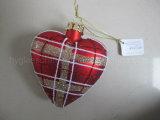 Il vetro di Handblown di colore rosso perfezionamento gli ornamenti