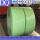 Vorgestrichen galvanisiertes/Galvalume-Stahlspulen-Fertigung-PPGI/PPGL vorgestrichenes Metalldach-Blatt