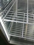 Showcase van de Vertoning van Glas vier de Verticale Koel met het Koelen van de Ventilator (Sc-238B)
