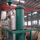 2t Stainless Steel Crude Palm Oil Refining Machine
