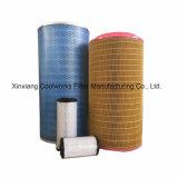 Luftverdichter-Luftfilter 02250046-012/02250046-013 für Sullair Maschinen
