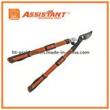 Déviation jumelle Loppers d'outils à main de branchement de cisaillements d'élagage de lame