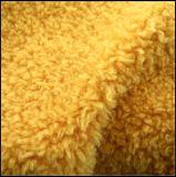 Piel de imitación del Faux de las lanas para señora Coat Warm Winter Jacke