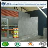 Tarjeta incombustible del cemento de la pared de partición