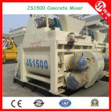 misturador 1.5m3 concreto para a planta de mistura concreta (JS1500)