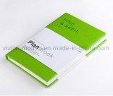 Notebook de encargo Moleskine PU Leather Cover para presentes (PUN402)