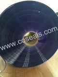 Weicher Belüftung-Streifen-Vorhang für sauberen Raum