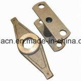 Pièces de usinage de pompe de bâti d'acier inoxydable (bâti perdu de cire)
