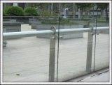 ISO/Ce/SGS 증명서를 가진 층계/손잡이지주를 위한 박판으로 만들어진 유리
