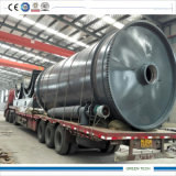 Pyrolysis Zero Pollution著12ton Plastic Oil Making Plant