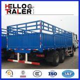 ساينو تراك 30T الثقيلة شاحنة بضائع / HOWO 6X4 شاحنة بضائع للالبضائع الثقيلة
