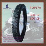300-17 Motorrad-inneres Gefäß-Motorrad-Reifen der langen Lebensdauer-300-18 Nylon6pr