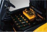 Vollkommenes Handing Vmax Forklift Cpcd50 mit Comfortable Driver Seat