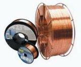 Er49-1銅の上塗を施してある溶接ワイヤ、溶接ワイヤを保護する固体ガス