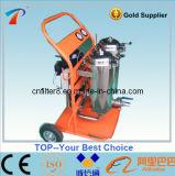 Tipo portátil máquina da filtragem do petróleo de amendoim do aço inoxidável (JL-50)