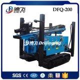 強い販売のためのDTHの掘削装置、Dfq-200クローラー油圧使用されたDTH掘削装置を推薦しなさい
