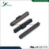 tipo duplo H2.0mm da fileira SMT do encabeçamento fêmea do passo de 2.0mm