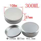choc 300ml crème cosmétique en aluminium (NAL0109)