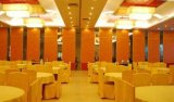 Muro divisorio di legno piegante decorativo interno acustico dello schermo della Cina per sala da pranzo