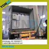 Máquina vegetal industrial do desidratador da fruta do ar quente de aço inoxidável