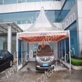 Gazebo al aire libre de la tienda del jardín del claro de la boda del acontecimiento de la aleación de aluminio (GSX-5)