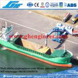cargador continuo móvil de la nave de la rueda 500t/H