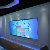 Mur visuel d'affichage à cristaux liquides d'encadrement étroit de 46 pouces pour extérieur