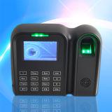 Fingerabdruck-Zeit-Anwesenheit mit berührtem Tastaturblock (Qclear-TC)