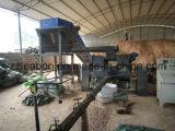 De grote Machine van de Briket van de Houtskool van het Zaagsel van de Capaciteit voor Brandstof