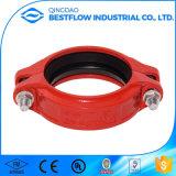 溝を作られる延性がある鉄および付属品の連結