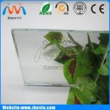 Зеркало серебра прямоугольника ясное белое/алюминиевых двери стеклянное в 4mm