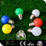 G45 indicatore luminoso della cinghia della lampadina IP65 E27 LED per la decorazione di natale