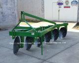 Charrue à disques lourde du meilleur matériel agricole de qualité pour l'entraîneur 160HP