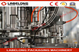 Nueva maquinaria de relleno carbónica de alta velocidad de la bebida para las botellas de cristal