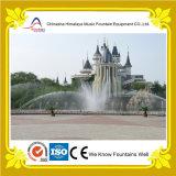 Fontaine de musique de danse de l'eau de Themepark