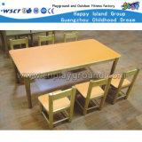 خشبيّة الصين أطفال طاولة وكرسي تثبيت على ترقية ([هلد-2604])