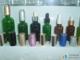 Glasflasche, färben Glasflasche, bernsteinfarbige Glasflasche